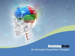 an animated powerpoint template staying on track ppt download