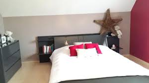 chambre gris et taupe chambre grise et taupe du00e9co chambre framboise et taupe deco