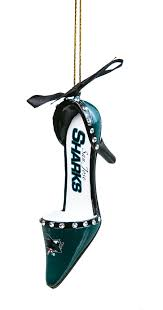san jose sharks ornament shark