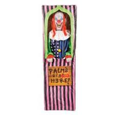 terrifying scarecrow prop haunted house props