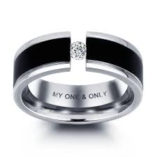 aliexpress buy new arrival fashion rings for men aliexpress buy new arrival personalized engrave cut shape