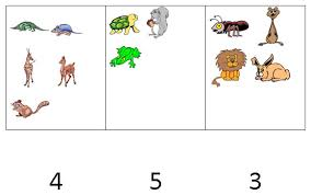 kindergarten math online worksheets for 6 years old children