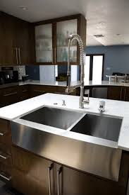 Best Kitchen Sinks Images On Pinterest Dream Kitchens - Contemporary kitchen sink