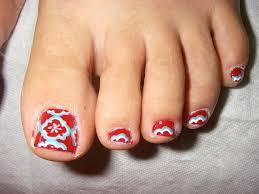 toe nail art nail art