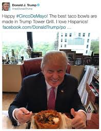Meme Cinco De Mayo - trump on cinco de mayo donald trump know your meme