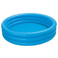 Intex Inflatable Pool Intex Inflatable Pool 147x33 Cm Crystal Insportline