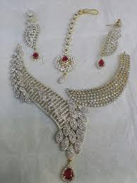 gold set in pakistan jewelry set jd001 send gifts to pakistan