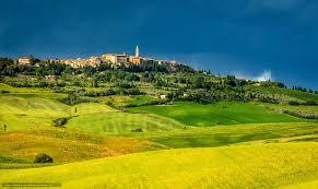 download wallpaper pienza tuscany italy pienza free desktop