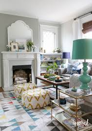 Summer Home Tour Inspired By Charm - Summer home furniture