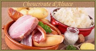 cuisine d alsace recette de cuisine choucroute d alsace chezmamielucette