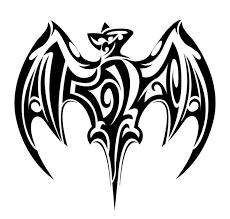 bacardi oakheart logo bat logo free download and vector file