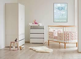 mobilier chambre bébé commode chambre bebe