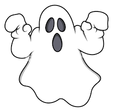 free halloween vectors cartoon ghost halloween vector illustration royalty free stock