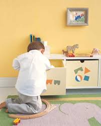 Build A Toy Chest Kit by Bedroom Organization Tricks Martha Stewart