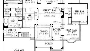ranch house floor plans open plan luxamcc org