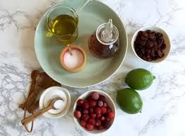 winter salad with cranberry vinaigrette i heart nap time