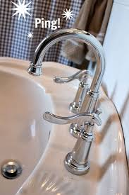 Keep Your Faucets Shiny And Free From Water Spots For Longer With Clean Chrome Bathroom Fixtures