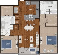 floor plan for bedroom b7 two bedroom floor plan for alexan 5151