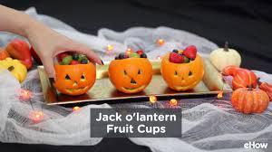 haunted but healthy halloween snacks youtube
