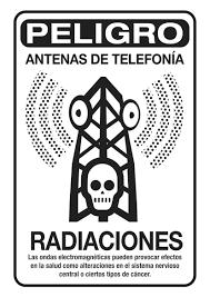 Radiaciones telefonia