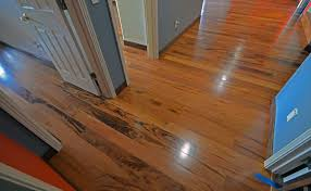 Tiger Wood Laminate Flooring Pre Finished Hardwood Engineered A Specialty Floors And More Llc
