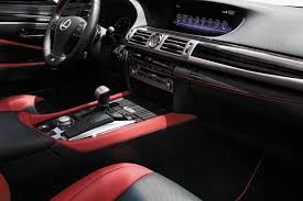 lexus of manhattan auto club lexus red interior the lacarguy blog