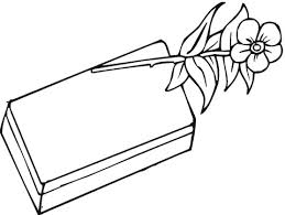 chocolate rose coloring free printable coloring pages
