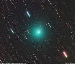 foto del cometa 41p tuttle giacobini kresak 1 abril 2017 u2013 el