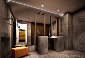alluring 40 beautiful restaurant bathrooms design decoration of