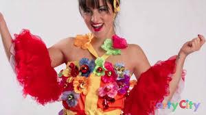partycity diy costume carmen miranda youtube