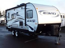 Slide Out Awnings For Travel Trailers 2017 Forest River Evo 1850 Travel Trailer W Slide Out Arctic