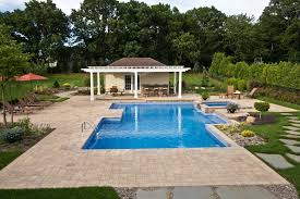 Long Island Patio Pergola