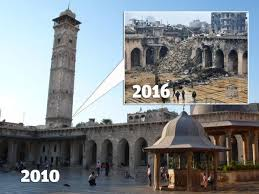 syria before and after aleppo syria before and after photos show the devastation of war