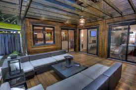 ecological homes from timber block u0027s contemporary model home a hit