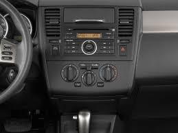 black nissan versa 2009 nissan versa instrument panel interior photo automotive com