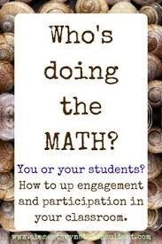 math tips asking the right questions classroom creations math
