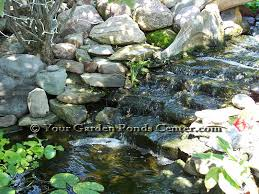 Homemade Backyard Waterfalls by Download How To Build A Backyard Pond And Waterfall Garden Design