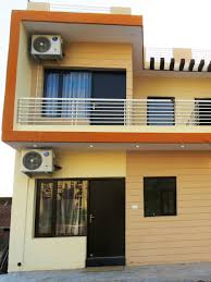 Duplex Building Duplex House For Sale Near Chandigarh Authorized Property