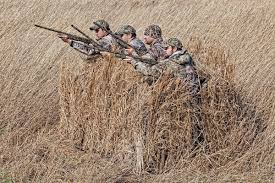 How To Make A Duck Blind 10 Best Duck Blinds And Layouts For 2013 Wildfowl
