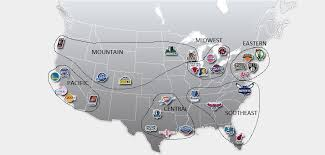 nba divisions map a for nba divisional realignment corner on sports