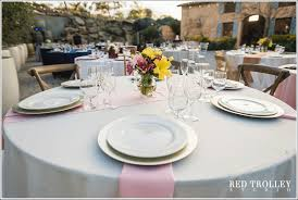 Banquet Table Linen - milagro farm winery weddings u0026amp events rental items gallery