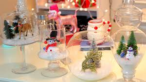 Christmas Decorations 2017 Diy Christmas Winter Room Decor Christmas Jars Youtube