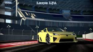 lexus lfa horsepower forza 4 lexus lfa vs ferrari f430 drag race ep 13 youtube