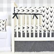 White Crib Set Bedding Neutral Boys Baby Bedding Gray Crib Bedding Rosenberry Rooms