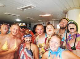 equator crossing u2013 sea mester