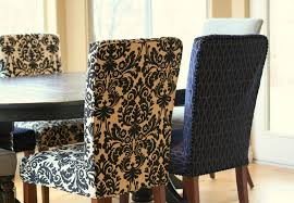 Ideas Simple Short Dining Dining Room Chair Covers Patterns - Dining room chair covers pattern