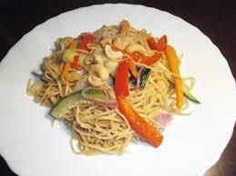 comment cuisiner les nouilles chinoises délices d une novice wok de petits légumes sautés poireau