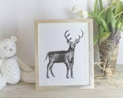 Prints For Home Decor Woodland Nursery Art 8x10 Printables Prints For Nursery