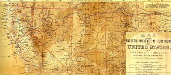 Oklahoma Treasure Maps Golden Spike National Historic Site Promontory Utah America In