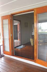 Patio Door With Vented Sidelites by Best 25 French Doors With Screens Ideas On Pinterest Exterior